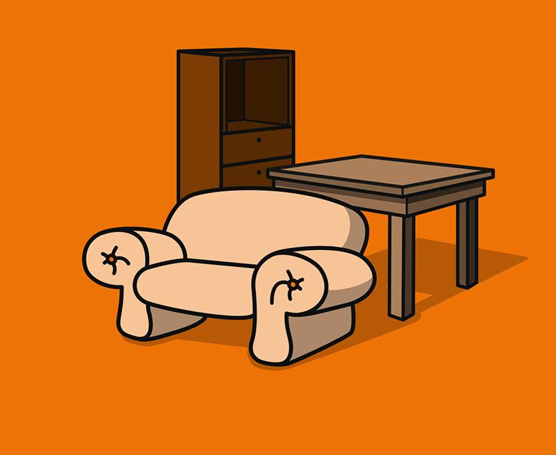 tisch,stühle und bank